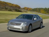 Cadillac STS-V 2005–09 images