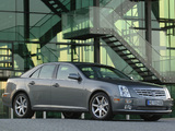 Cadillac STS 2005–07 images
