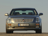Cadillac STS 2005–07 photos