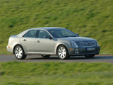 Cadillac STS 2005–07 pictures