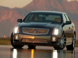 Cadillac STS SAE 100 Concept 2005 pictures