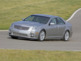 Cadillac STS-V 2005–09 wallpapers