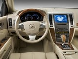 Cadillac STS 2007–11 photos