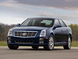 Cadillac STS 2007–11 pictures