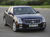 Cadillac STS ZA-spec 2008–09 images