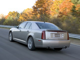 Images of Cadillac STS-V 2005–09