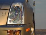 Photos of Cadillac STS 2004–07