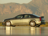 Photos of Cadillac STS SAE 100 Concept 2005