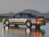 Photos of Cadillac STS SAE 100 Concept 2005