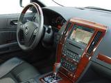 Photos of Cadillac STS 2005–07