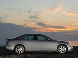 Photos of Cadillac STS 2005–07
