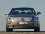 Pictures of Cadillac STS 2004–07