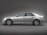 Pictures of Cadillac STS-V 2005–09