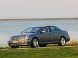 Pictures of Cadillac STS 2005–07