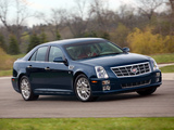Pictures of Cadillac STS 2007–11