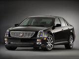 Pictures of Cadillac STS Platinum 2007