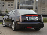 Pictures of Cadillac STS ZA-spec 2008–09