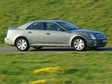 Cadillac STS 2005–07 wallpapers