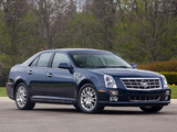 Cadillac STS 2007–11 wallpapers