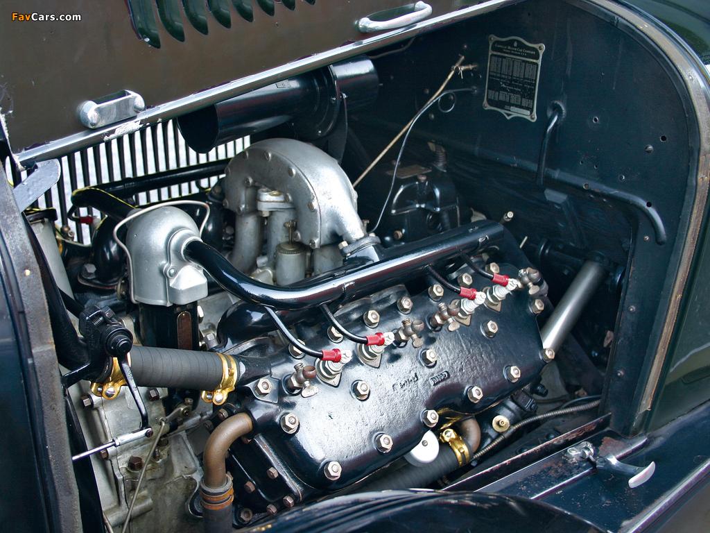 Cadillac V-63 Phaeton 1924 images (1024 x 768)