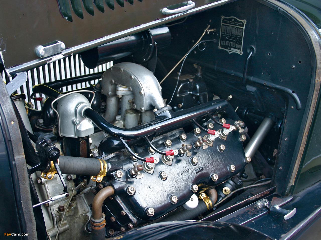 Cadillac V-63 Phaeton 1924 images (1280 x 960)