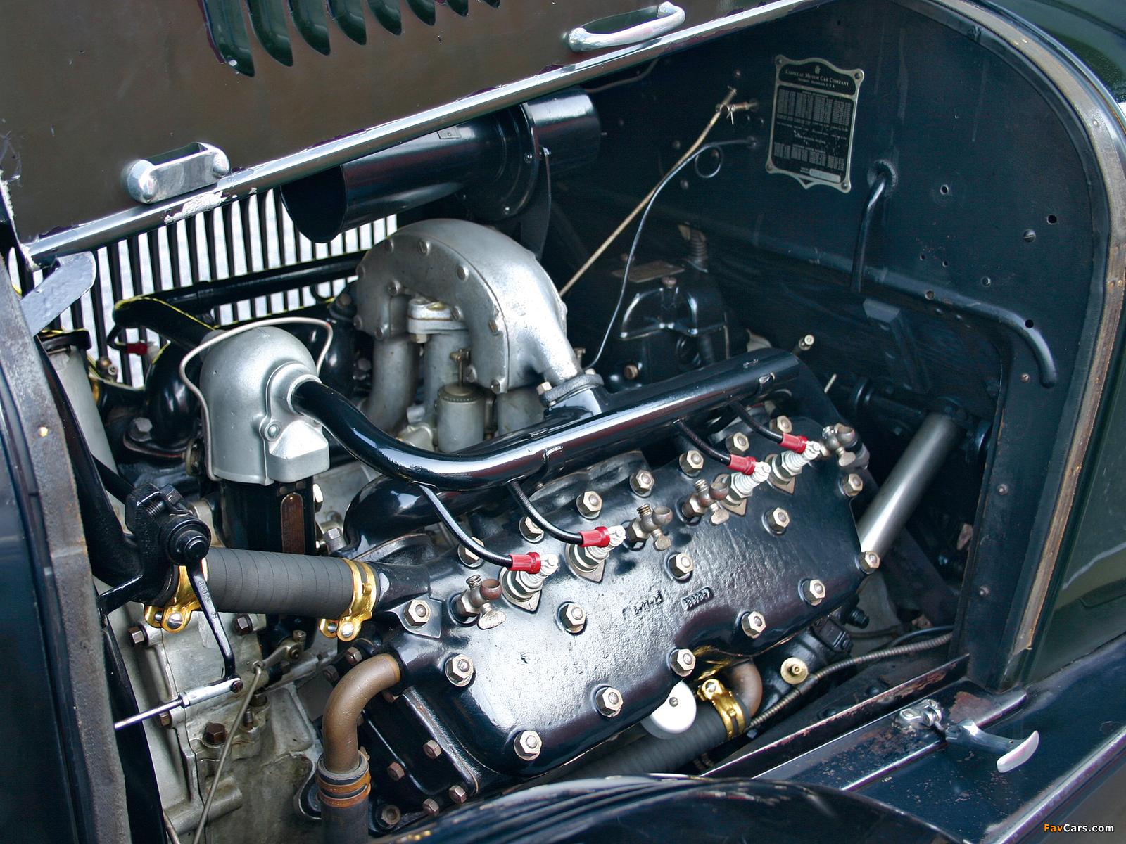 Cadillac V-63 Phaeton 1924 images (1600 x 1200)