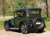 Pictures of Cadillac V-63 Phaeton 1924