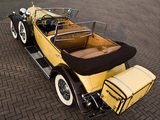 Cadillac V12 370-A All Weather Phaeton by Fleetwood 1931 images