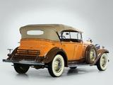 Cadillac V12 370-A All Weather Phaeton by Fleetwood 1931 photos