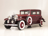 Cadillac V12 370-A Town Sedan by Fisher (31152) 1931 pictures