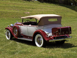 Cadillac V12 370-A Phaeton by Fleetwood 1931 wallpapers