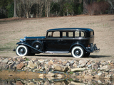 Cadillac V12 370-B Imperial Sedan by Fleetwood 1932 wallpapers