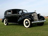 Cadillac V12 370-D Town Cabriolet by Fleetwood 1935 images