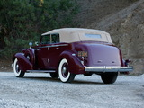 Cadillac V12 370-D Convertible Sedan by Fleetwood 1935 pictures