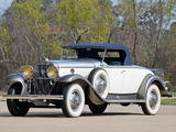 Images of Cadillac V12 370-A Roadster by Fleetwood 1931