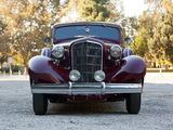 Images of Cadillac V12 370-D Convertible Sedan by Fleetwood 1935