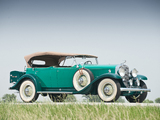 Pictures of Cadillac V12 370-A Phaeton by Fleetwood 1931