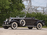 Cadillac V12 370-A Convertible Coupe 1931 wallpapers