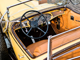 Cadillac V12 370-A All Weather Phaeton by Fleetwood 1931 wallpapers