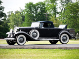 Cadillac V12 370-A Roadster by Fleetwood 1931 wallpapers