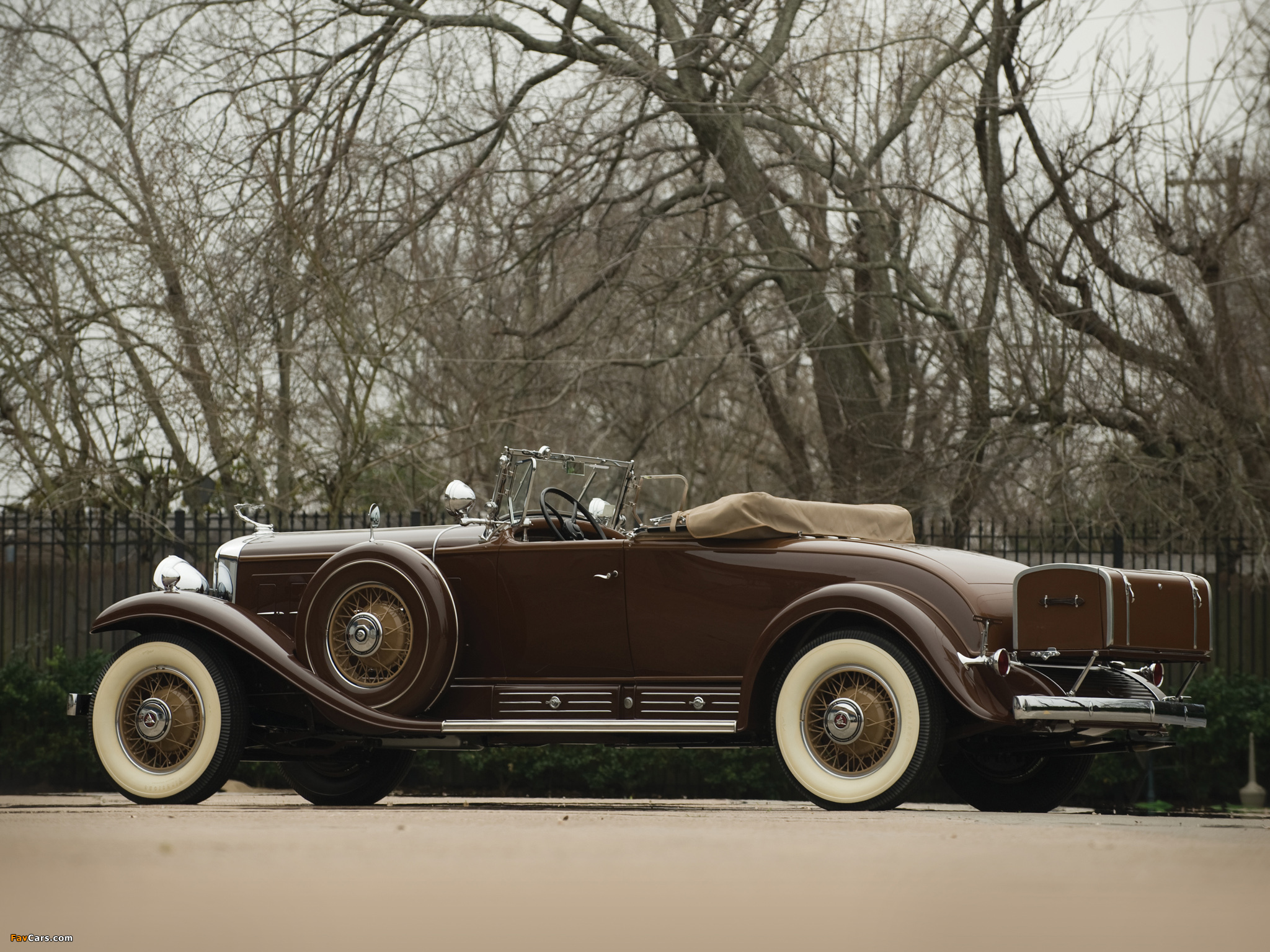 Cadillac V16 452/452-A Roadster by Fleetwood 1930–31 images (2048 x 1536)