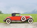 Cadillac V16 Convertible Coupe by Fleetwood 1930 images