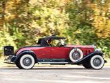 Cadillac V16 452 Roadster 1930 images