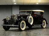 Cadillac V16 452 Dual Cowl Sport Phaeton 1930 images