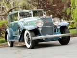 Cadillac V16 All-Weather Phaeton by Fleetwood 1930 photos