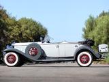 Cadillac V16 452/452-A Dual Cowl Sport Phaeton 1930–31 photos
