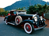 Cadillac V16 452/452-A Roadster by Fleetwood 1930–31 photos