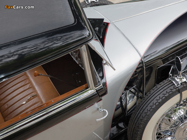 Cadillac V16 452 2/4-passenger Coupe by Fleetwood (4376) 1930 photos (640 x 480)