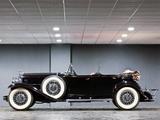 Cadillac V16 452 Dual Cowl Sport Phaeton 1930 photos