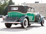 Cadillac V16 All-Weather Phaeton by Fleetwood 1930 photos